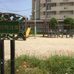 朝日町公園(川口市朝日2丁目)南鳩ヶ谷