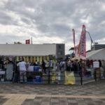 2018年南鳩ヶ谷秋祭りの様子