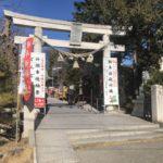 西川口エリアの初詣スポット、鎮守氷川神社
