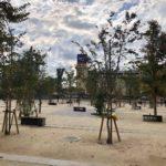 アリオ川口前の公園、並木元町公園(アートパーク)