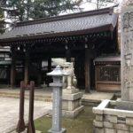 川口駅周辺の初詣スポット、川口神社