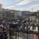 川口市営駐輪場、南鳩ヶ谷駅自転車駐車場